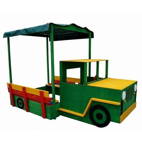 SportBaby. Пісочниця вантажівка