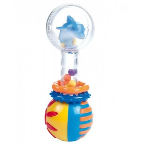 Canpol. Погремушка прозрачный шар (2-457)