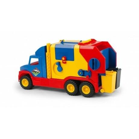 Wader. «Super Truck» мусоровоз малый (36580)
