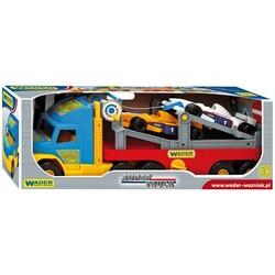 """Wader Super Truck Авто """"Формулы""""."""