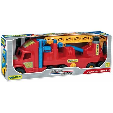 Wader «Super Truck» пожарная машина.