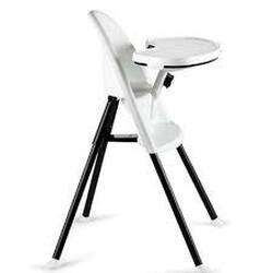 BABYBJÖRN. Стульчик для кормления Baby Bjorn High Chair Белый (67021)