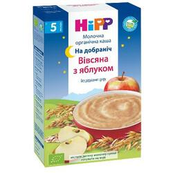HiPP. Каша «Овсяная с яблоком» «Спокойной ночи», 250 г. (3331)