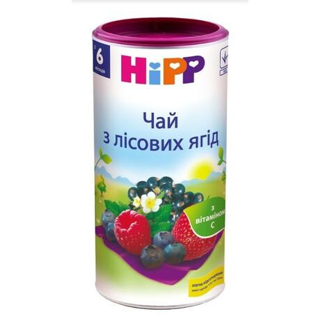HiPP «Чай из лесных ягод», 200 гр (9062300104230)