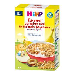 Hipp. Детские органические хлопья HiPP с фруктами, 10 мес+ 200 г (3531)