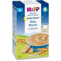 """HiPP. Каша молочная """"Спокойной ночи с печеньем"""" 6 мес+, 250 г. (2965)"""