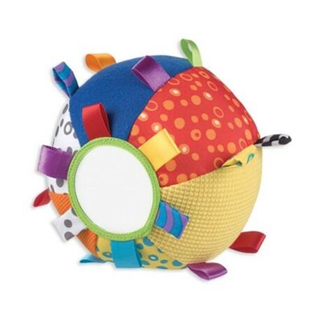 """Playgro. Развивающая игрушка """"Музыкальный шарик"""", 0мес+ (0184924271)"""