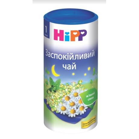 HIPP. Успокоительный чай, 200 г (9062300104018)