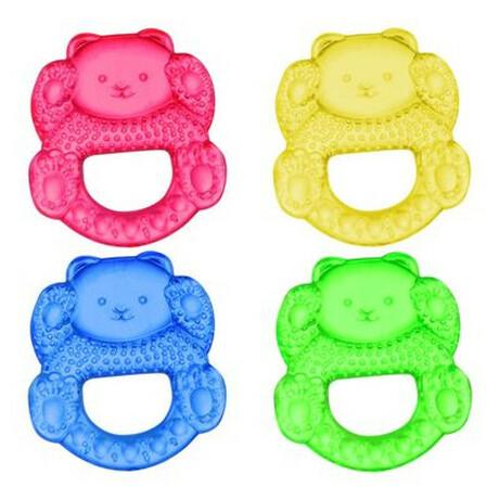 Canpol Babies. Охлаждаемый силиконовый прорезыватель для зубов Мишка (2/204)