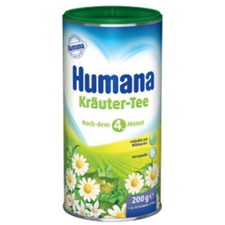 Humana «Чай Травяной сбор с ромашкой», 200 г (730206)