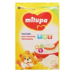 Milupa. Молочная каша Мультизлаковая быстрорастворимая от 7 месяцев 210 г (5900852047442)