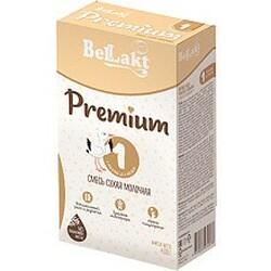 Сухая молочная смесь «Беллакт» ПРЕМИУМ 1 от 0 до 6мес., 400 г (4810263034768)