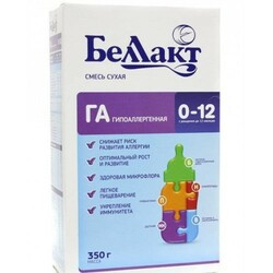 Сухая смесь «Беллакт ГА», 350 г (030266)